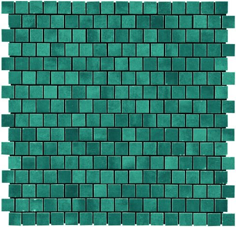 Lively Mosaic Dark Teal