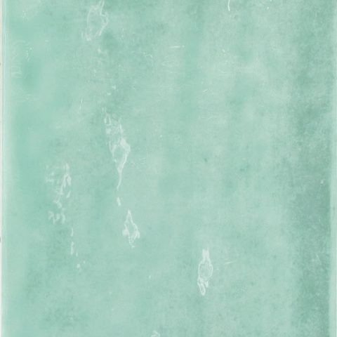 Lively Mint Bohemian-Style Wall Tile