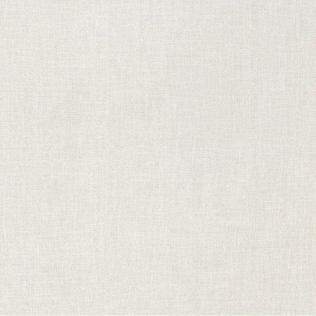 Organdie White Linen-Look Porcelain Tile