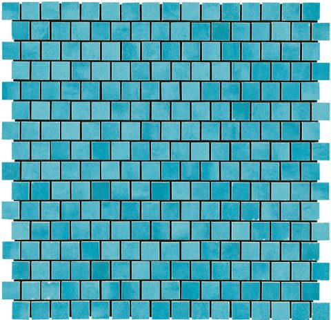 Lively Mosaic Light Blue