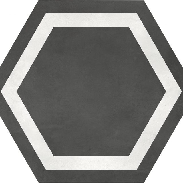 Catalonia-Graphite_Frame_Hexagon