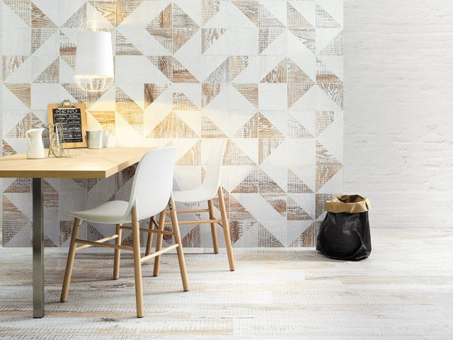 Backdrop Porcelain Tile Collection - Scandinavian Inspired Design