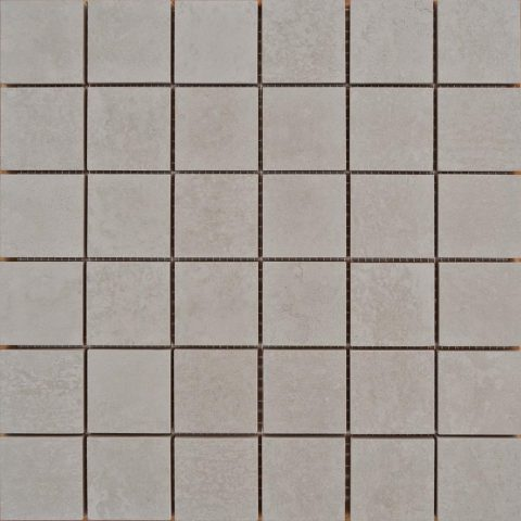 Business Dark Grey 2x2 Mosaic 12x12 Sheet