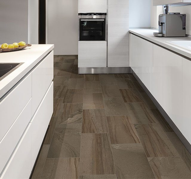 Formation Collection Earth Porcelain Tile Installation