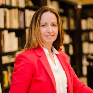 Jill McCoskey, Director of Finance of Creative Materials