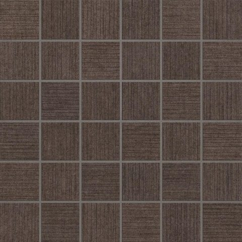 Retro Brown 2x2 Mosaic