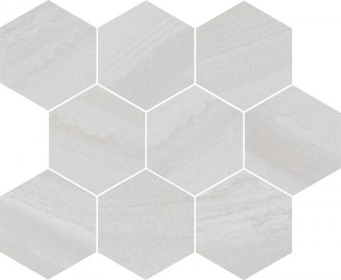 Sequence Breeze Hexagon Mosaic