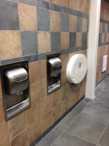 Sunoco Tile Supply Case Study - Restroom Tile