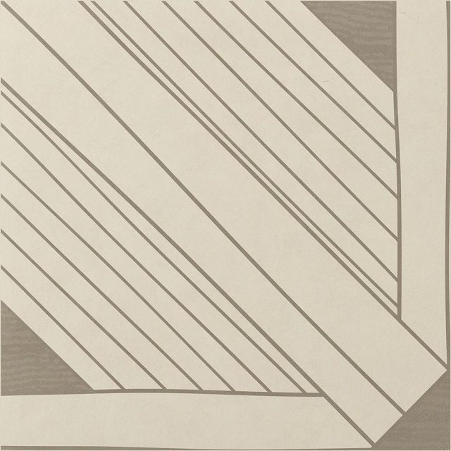Tangle Frame Warm Patterned Porcelain Tile