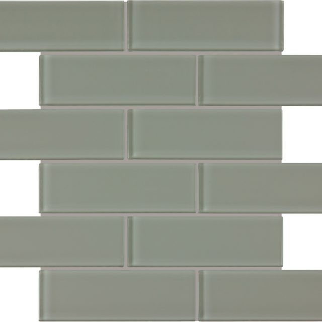 Admired Green Grey Brick
