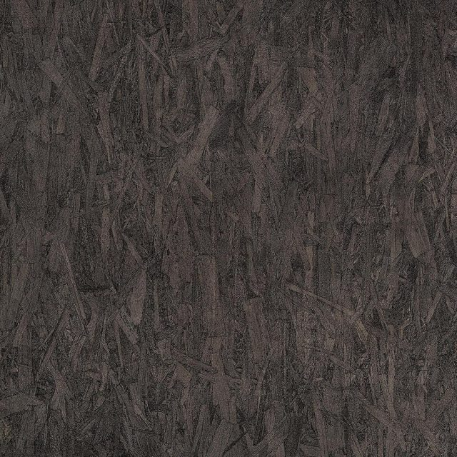 Plywood Porcelain Tile Black
